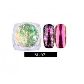 Pigment unghii Flake #07
