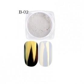 Pigment unghii Mirror #02