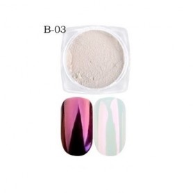Pigment unghii Mirror #03