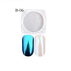 Pigment unghii Mirror #06