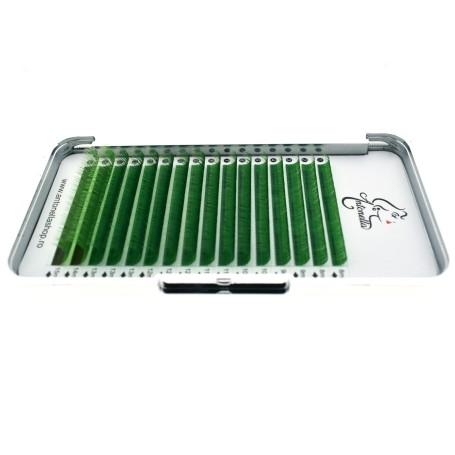 Mix extensii gene color Antonella Premium Verde