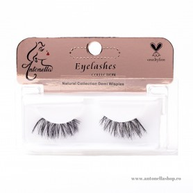 Gene false Antonella Natural Collection Demi Wispies