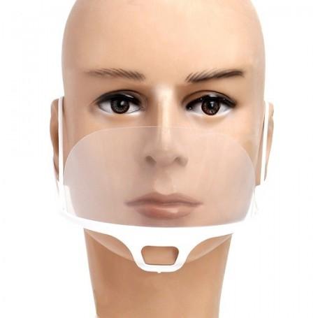 Masca pentru fata din plastic